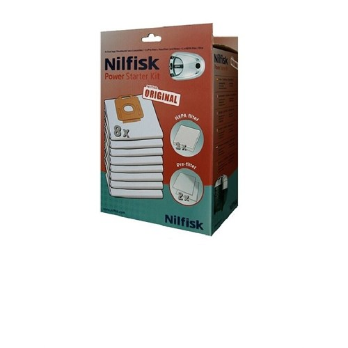 Nilfisk Power Starter Kit