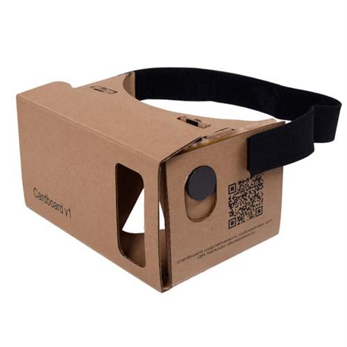 """Probiel Rietech Riem Google Cardboard V1 Sanal Gerçeklik Gözlüğü 6"""""""