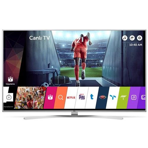 "LG 55UH770V 55 "" 140 Ekran [4K] Süper UHD Uydu Alıcı Smart [webOS 3.0] LED TV"