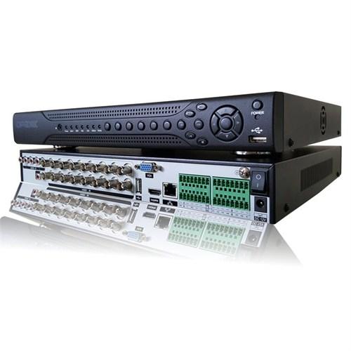 Opax Ahd-17008 16 Kanal 2 Hdd 1080P Ahd + Ip + Analog Ahd Kayıt Cihazı