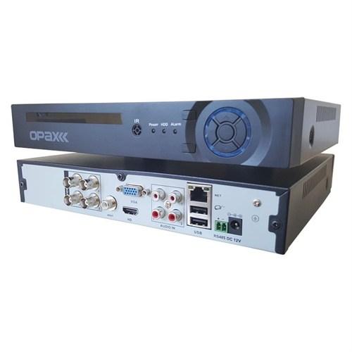 Opax Ahd-9005 4 Kanal 2 Hdd 1080P Ahd + Ip + Analog Ahd Kayıt Cihazı