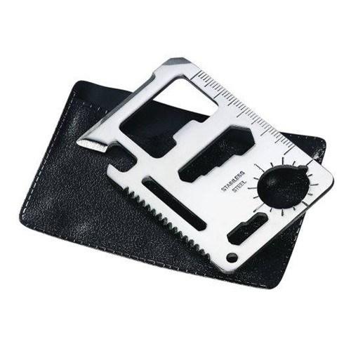 LoveQ Çelik Acil Durum Kartı Survival Kit