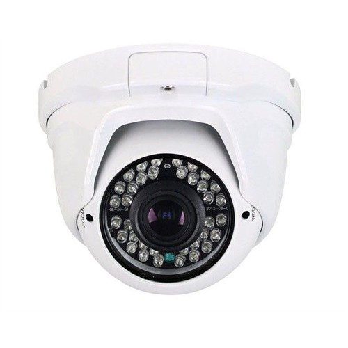 Opax Ca-4777 1.3 Mp Ahd 960P (1280X960) Osd Varifocal 2.8-12 Mm Lens Metal Dome Güvenlik Kamerası