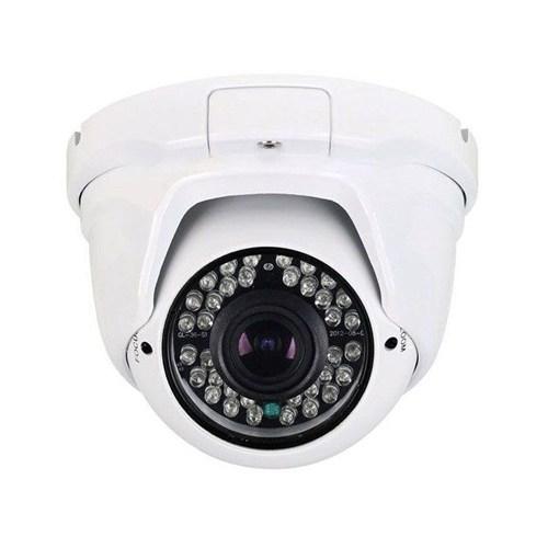 Opax Ca-4819 2 Mp Ahd 1080P (1920X1080) Osd Varifocal 2.8-12 Mm Lens Metal Dome Güvenlik Kamerası