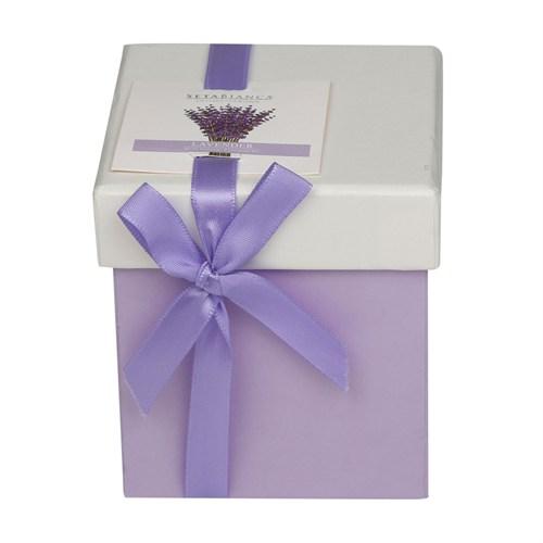Hepsi Dahice Aroma Mum Kokulu Cam Kutu Lavender