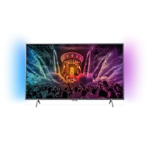 """Philips 49PUS6401 49"""" 124 Ekran 4K Uydu Alıcılı Smart LED TV"""