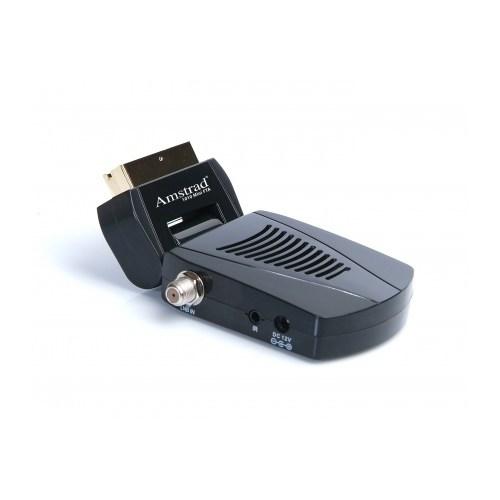 Amstrad 1010 Mini Fta Scart Uydu Alıcısı