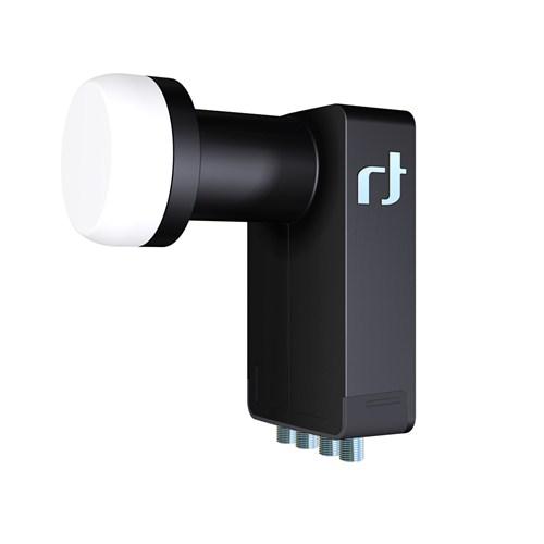 Atlanta Inverto Black Ultra Quad LNB Dört Çıkışlı (Bireysel Kullanım)
