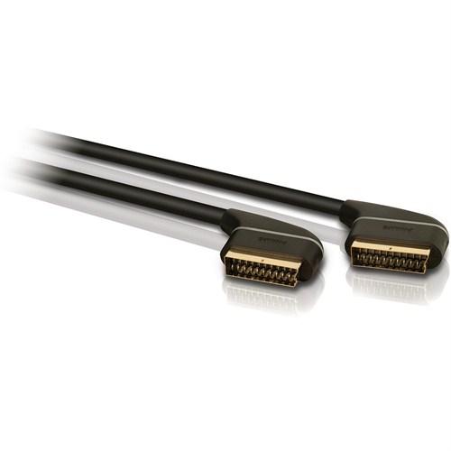 Philips Gold Scart Kablo, 1.5m