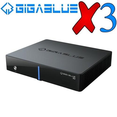 Gigablue X3 Hd Uydu Alıcısı