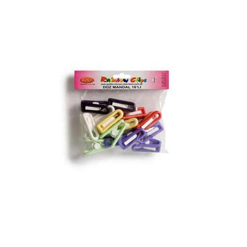 Bora Plastik Mandal ( 16 Adet ) - Bo 685
