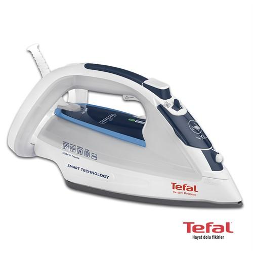 Tefal FV4970 Smart 2500W Durilium Tabanlı Buharlı Akıllı Ütü