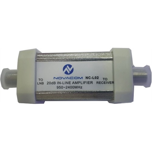 Novacom 20 Db Line Anfi (Hat Sinyal Güçlendirici)