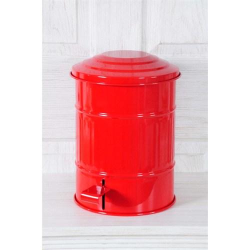 The Mia Çöp Kovası Küçük - Kırmızı