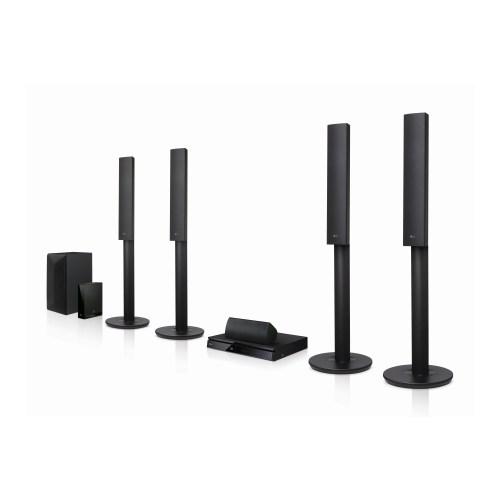 Lg Lhb655w 1000W 3D Bluray Ev Sinema Sistemi