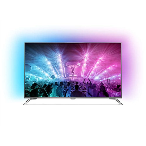 "Philips 49PUS7101 49""124 Ekran 4K Uydu Alıcılı Smart LED TV"