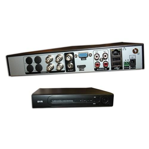X5 Tech Ym-74H 4 Kanal Dvr Kayıt Cihazı
