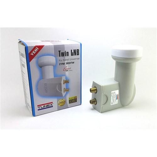 Tunex Full Hd Twin Lnb 0,3Db