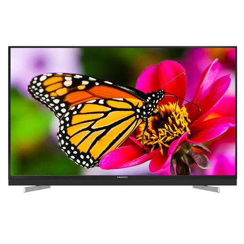 """Grundig 55VLX8585 BP 55""""140 Ekran [4K] Uydu Alıcılı 800 Hz. Smart LED TV"""