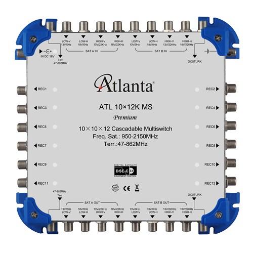 Atlanta ATL 10/12 (K) MULTISWITCH