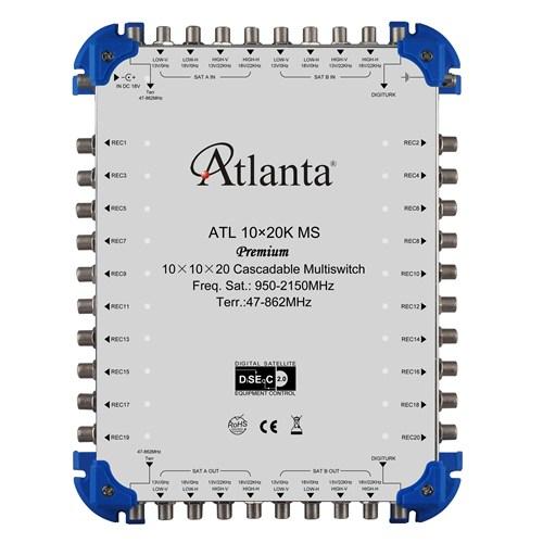 Atlanta ATL 10/20 (K) Kaskadlı Multiswitch