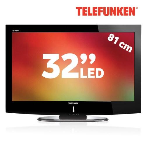 "Telefunken 32XT5000 32"" Usb Movie Hd Led Tv"