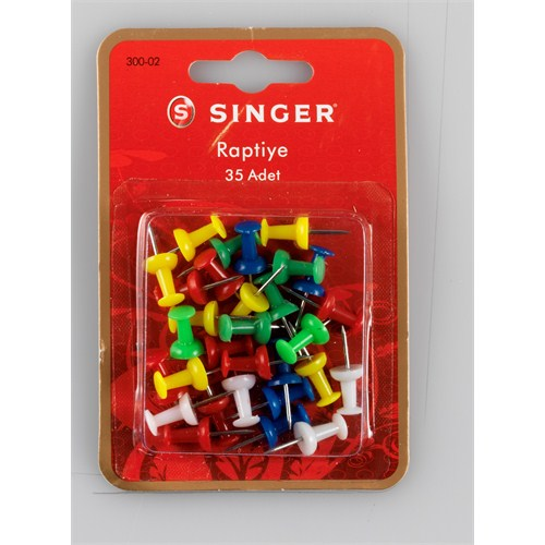 Singer 300-02 Raptiye (35 adet)
