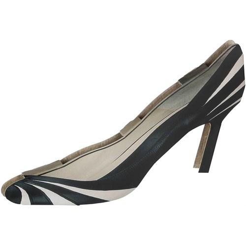 Modelsa Ayakkabı Dolabı Parfümü Bayan Siyah