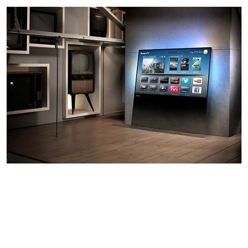 """Philips 55PDL8908S 55"""" 1400HZ Wifi 3d Smart Led Tv"""