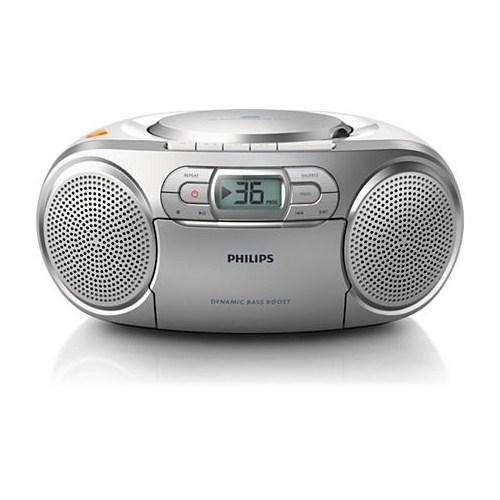 Philips AZ127 PORTATİF FM RADYO-CD-KASET ÇALAR