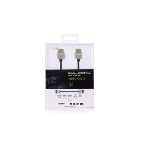 TTAF Nano Pro HDMI® - HDMI® High Speed HDMI® Kablo ARC + Ethernet V1.4 4K 2m