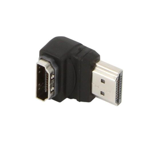 Prolink PB003 HDMI A 270 Derece Siyah Açılı Adaptör