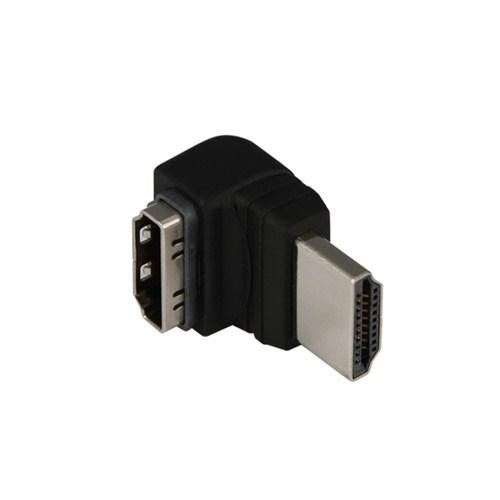 Prolink PB002 HDMI A 90 Derece Siyah Açılı Adaptör