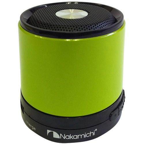 Nakamichi NBS2 (Yeşil) Mini Bluetooth Hoparlör