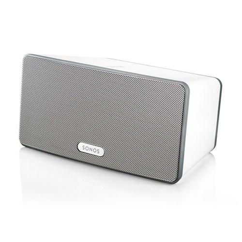 Sonos PLAY 3 Wireless Hoparlör Beyaz