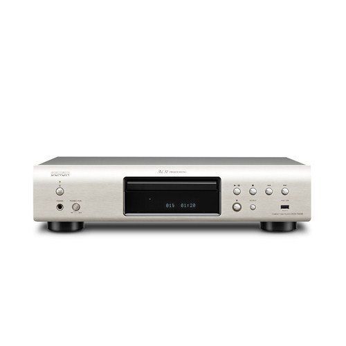 Denon DCD-720AE CD Player (Gümüş)