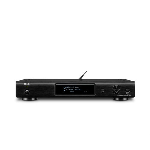 Denon DNP-720AE AirPlay Özellikli Network Audio Player Radyo (Siyah)