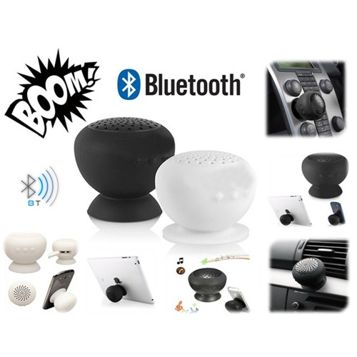ICONIC BOOM MINI BLUETOOTH + HANDSFREE HOPARLÖR (Beyaz)