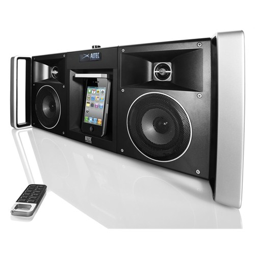 Altec Lansing IMT810EUK iPhone & iPod 30 Pin Dock Station