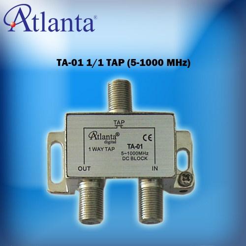 Atlanta TA01 1/1 Tap Sinyal Düşürücü (5-1000 MHz)