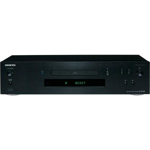 Onkyo BD-SP809 Blu-ray Disc Oynatıcı (Siyah)