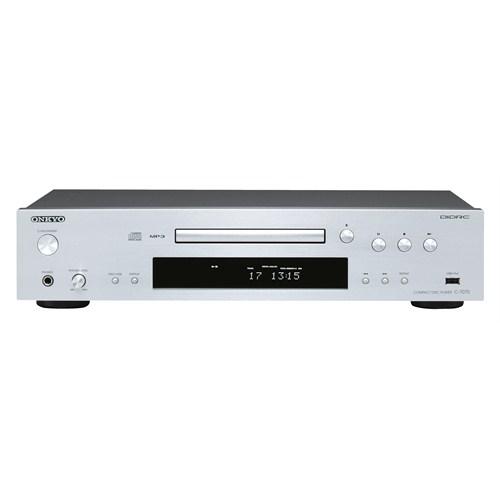 Onkyo C-7070 Compact Disc Oynatıcı (Gümüş)