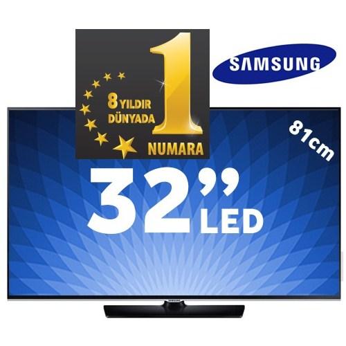 "Samsung UE-32F5570 32"" Uydu Alıcılı WiFi UsbMovie SMART FULL HD LED TV"