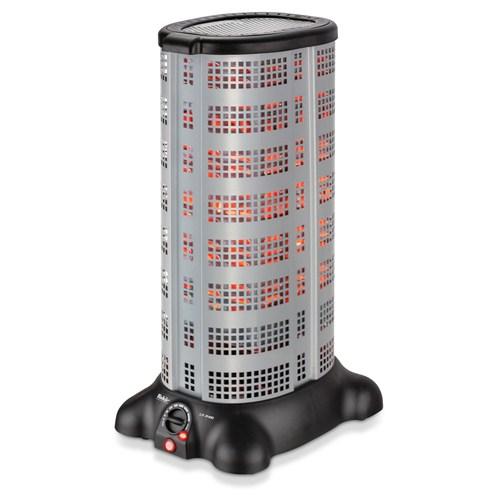 Fakir LS 2400 Estove Nano-Bor Teknolojili 2400W Konveksiyonel Elektrikli Fanlı Isıtıcı-Gri