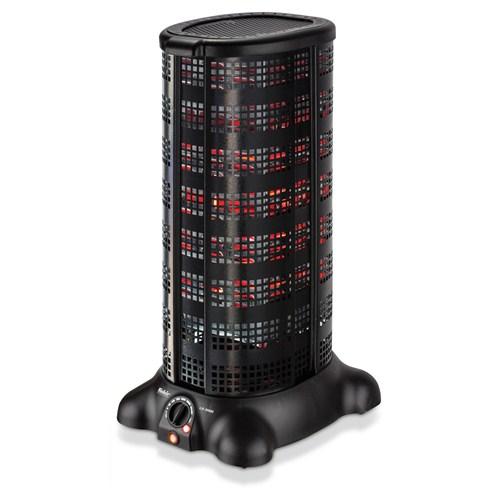 Fakir LS 2000 Estove 2000 W Nano-Bor Teknolojili Konveksiyonel Elektrikli Fanlı Isıtıcı-Siyah