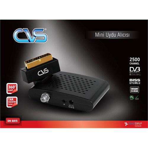 CVS DN8815 Mini Scart Uydu Alıcısı