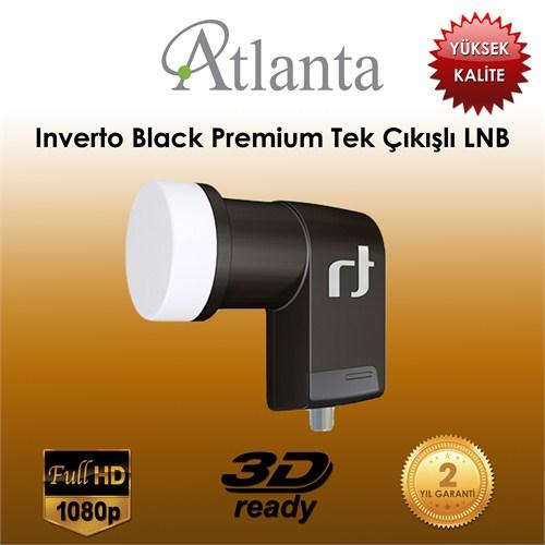 Atlanta Inverto Siyah Premium Single LNB
