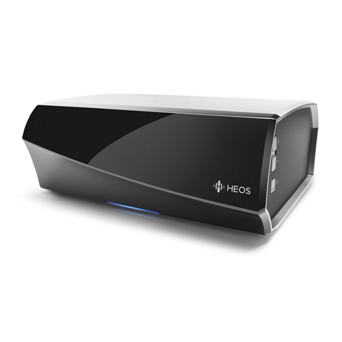 Denon Heos AMP Wireless Çok Odalı Ev Sinema Amfilikatör (Siyah)