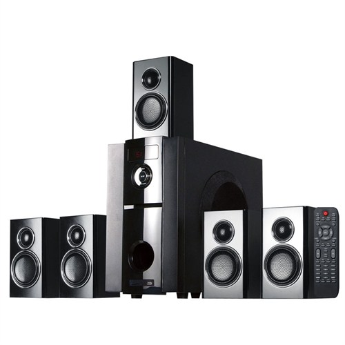 Mikado MD-810 5+1 Usb+SD+FM Destekli Multimedia Speaker