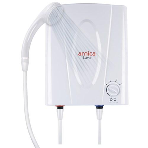 Arnica Lava 3 Kademeli Elektrikli Şofben - Ücretsiz Montaj